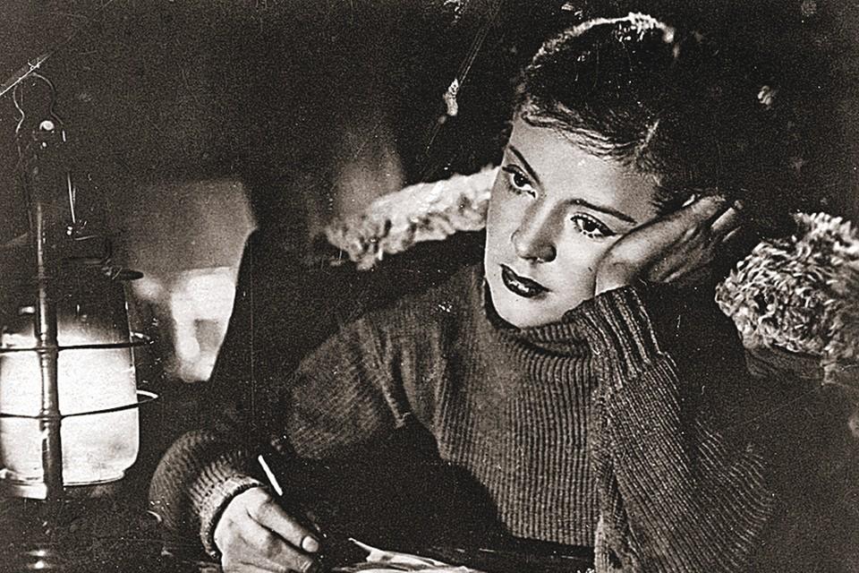 Известность пришла к Зое после фильма «Подруги» (1936). Фото: Кадр из фильма