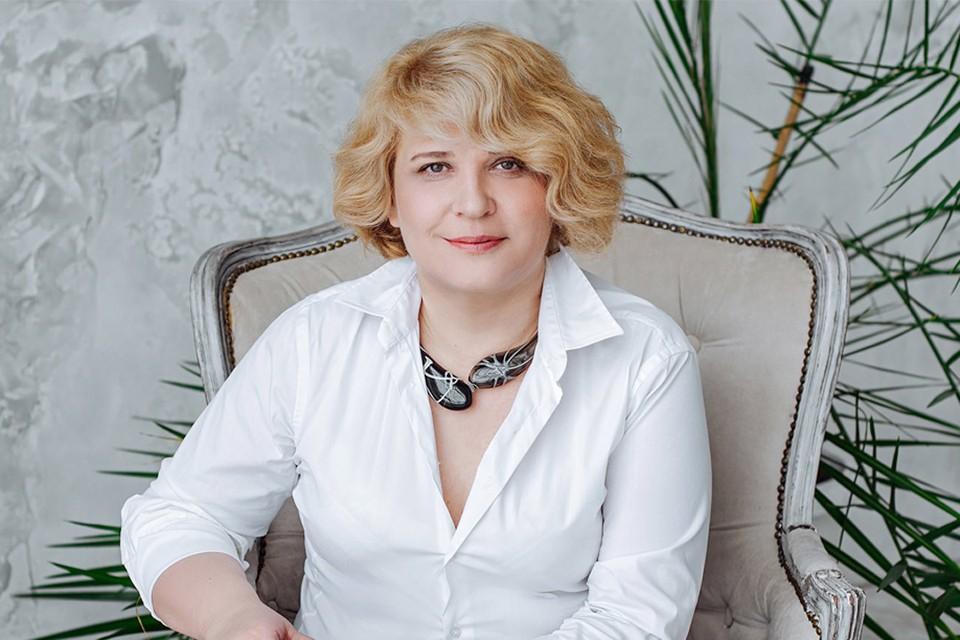 Татьяна Александровна Тищенко, директор сети клиник «1 + 1». Личный архив.