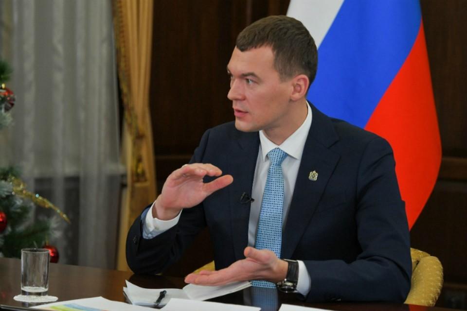 Прямое общение: эксперт прокомментировал прямую линию с Михаилом Дегтяревым