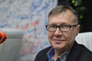 Олег Сорокин на радио «Комсомольская правда - Хабаровск»
