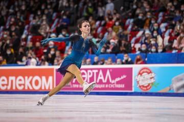 Чемпионка России по фигурному катанию Анна Щербакова: «Накануне мне предлагали сняться с соревнований»