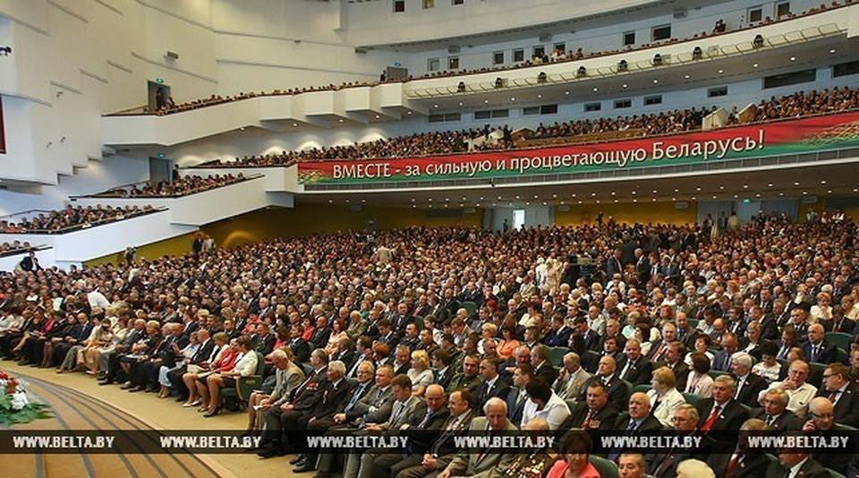 В феврале 2021 в Минске пройдет шестое Всебелорусское народное собрание. Фото: БелТА