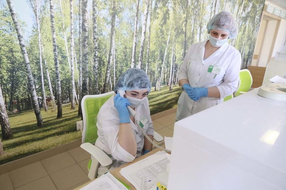За прошедшие сутки в Алтайском крае выявили еще 211 новых случаев заболевания.