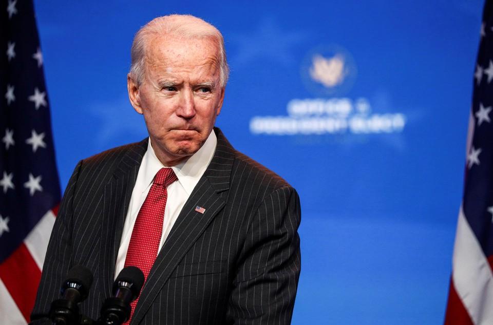 Новоизбранный президент США Джо Байден выдвинул обвинения в адрес ставленников Трампа, которые препятствуют передачи власти.