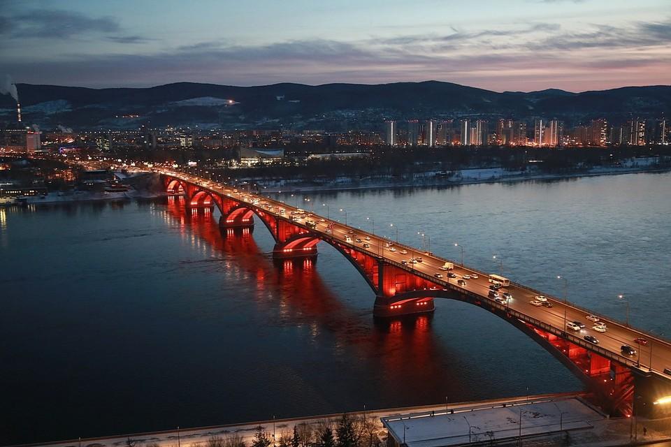 Как прошел 2020 год для Красноярска