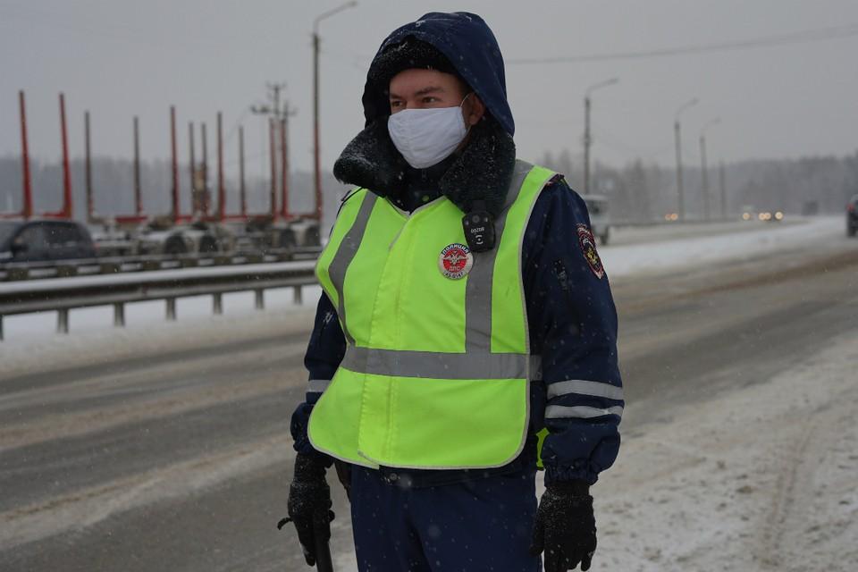 Кировских водителей традиционно проверят на признаки опьянения. Фото: vk.com/gibdd43