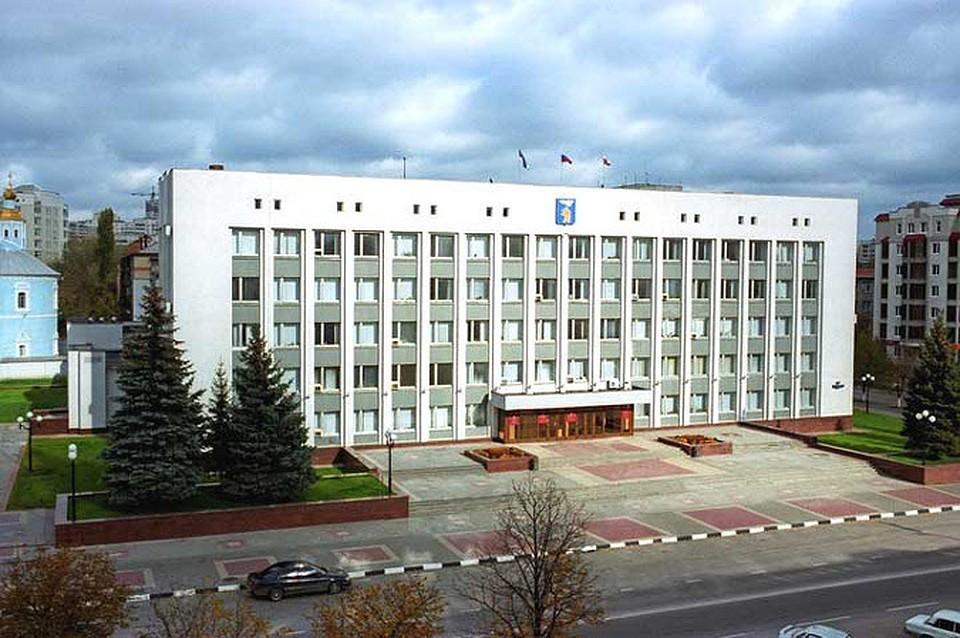Чиновники мэрии Белгорода будут ездить на такси.