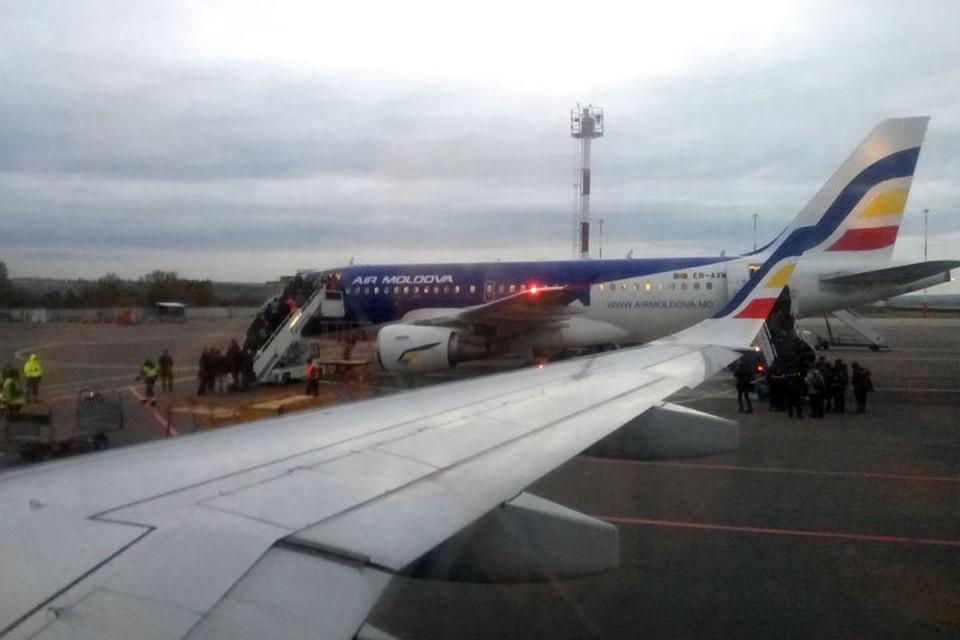Открываются чартерные рейсы на Москву.