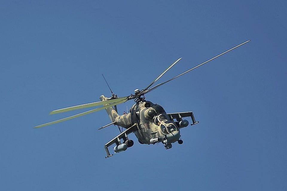 9 ноября вертолет Ми-24, сопровождавший колонну военных российской 102 военной базы, был сбит с территории Азербайджана