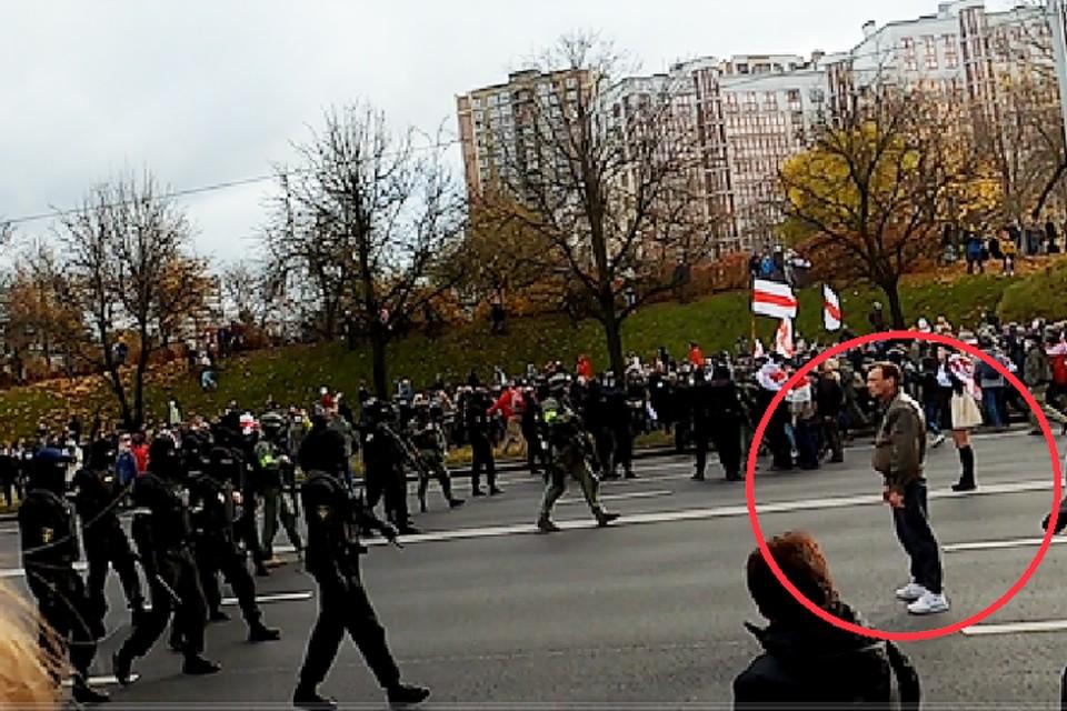 В Минске начался первый суд по криминальному делу о походе в Куропаты, где подозреваемыми признан 231 человек. Фото6 СК РБ.