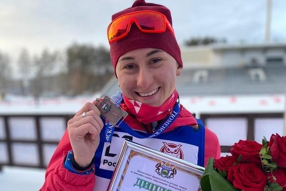 Выступавшую за Красноярск биатлонистку дисквалифицировали за допинг. ГБУ «СШОР по биатлону» Забайкальского края