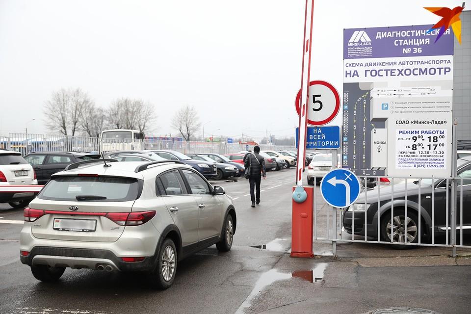 В Беларуси ввели налог на автомобили.