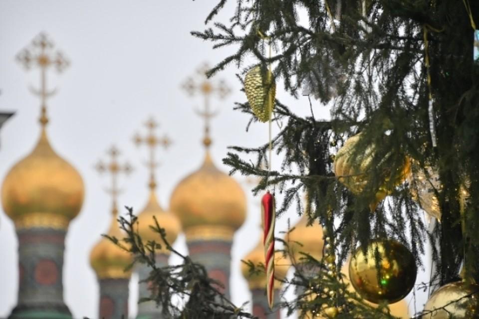 На Рождество в храмах Кузбасса совершат несколько праздничных богослужений