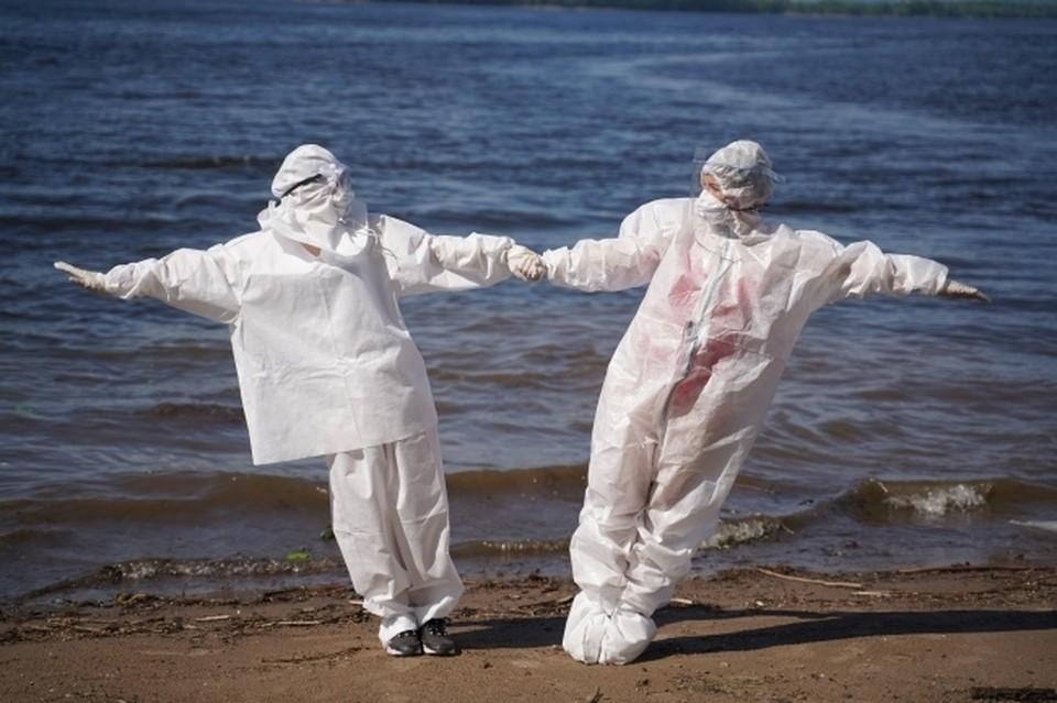 На сайте стопкоронавирус.рф обнародовали свежие данные о коронавирусе в стране.
