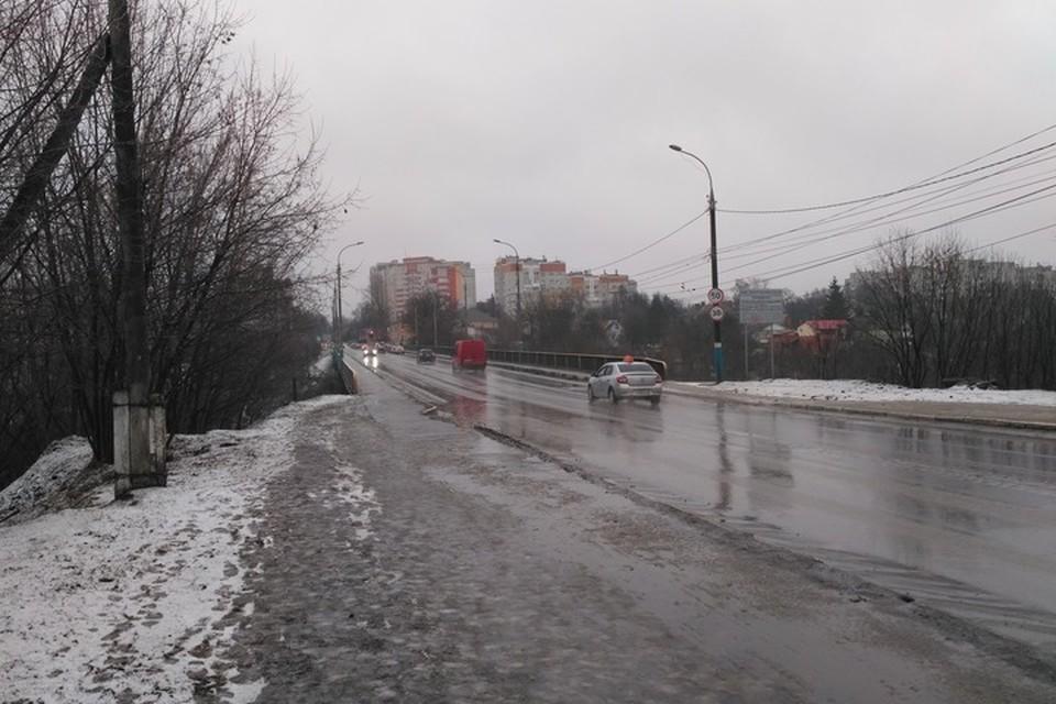 В ближайшие сутки в Брянской области выпадет снег, мокрый снег и даже снег с дождем.