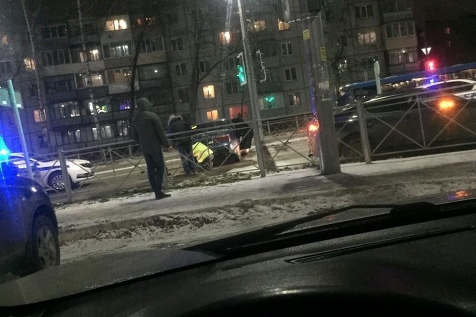 """Фото: vk.com, сообщество """"ЧП и ДТП Брянск""""."""