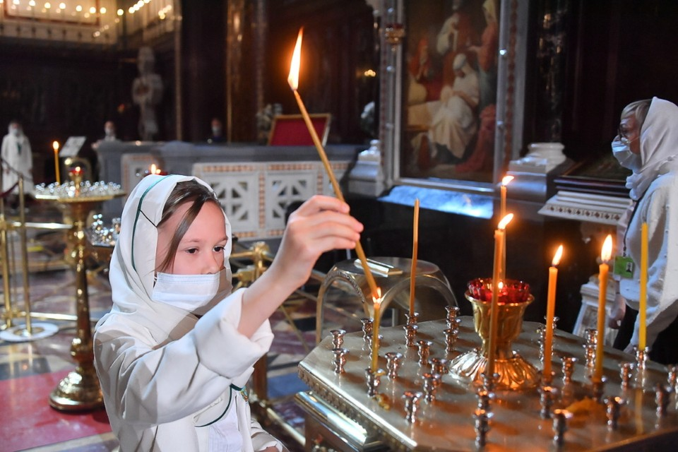 Вечером 6 января православные начинают отмечать Рождество Христово