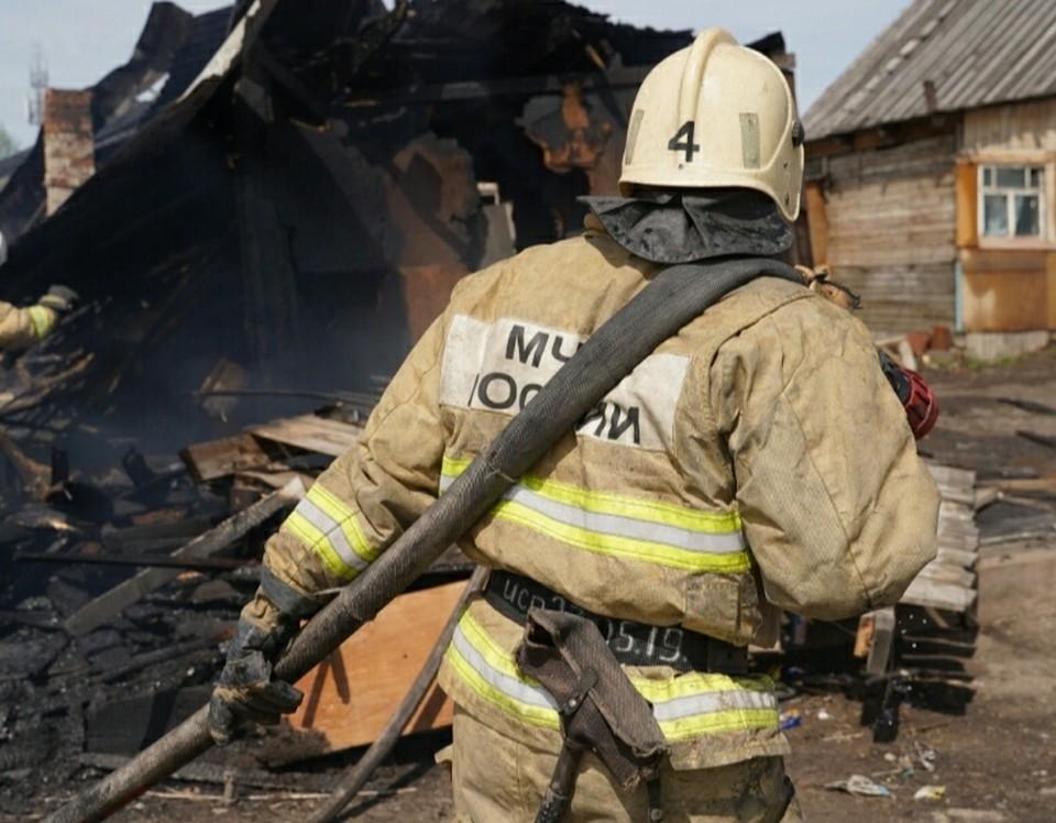 Количество пожаров увеличилось втрое по сравнению с первой неделей 2020 года.