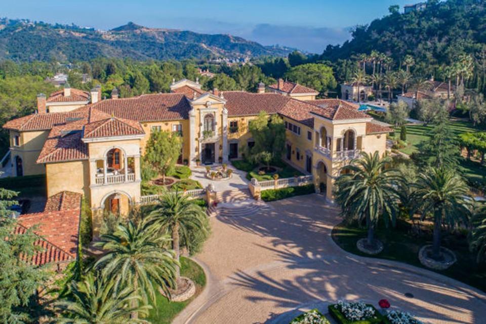 Особняк считается шедевром архитектурного искусства. Фото: Concierge Auctions