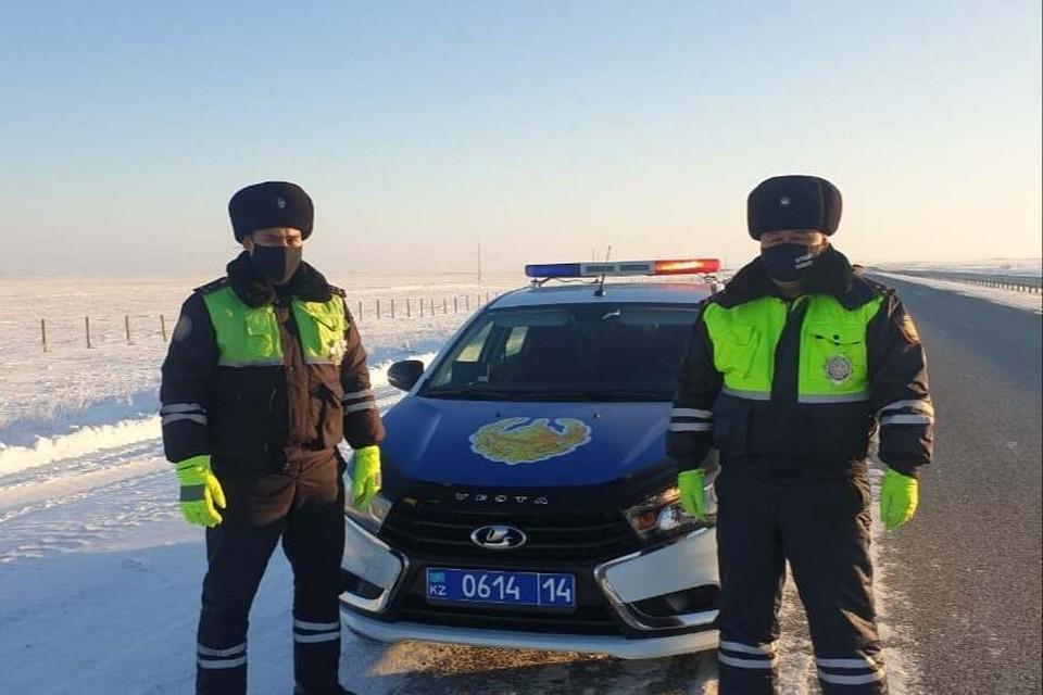 Министр экономики Кыргызстана Санжар Муканбетов в письме поблагодарил павлодарских полицейских