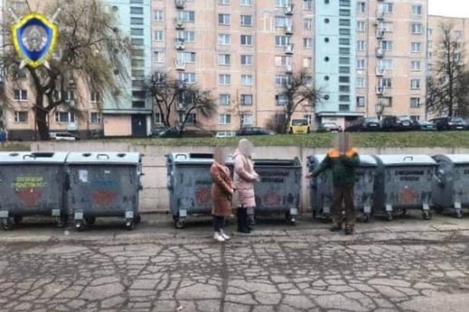 Вспоминал пионерские костры: в Гродно 39-летний мужчина поджег 18 мусорных баков. Фото: телеграм-канал СК