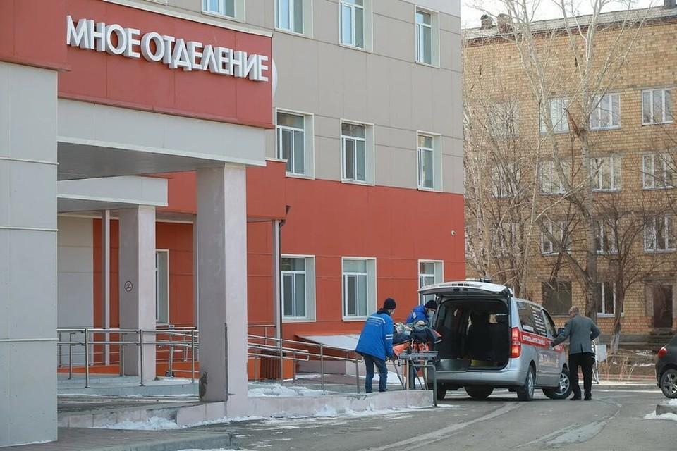 Сначала 2021 года жители Красноярска вызывали скорую помощь девять тысяч раз