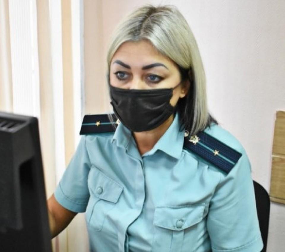 Фото пресс-службы УФССП России по Белгородской области.