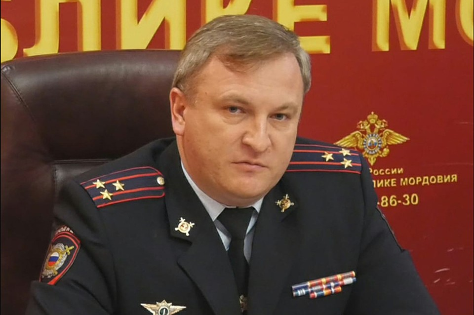 Фото: пресс-служба МВД по Республике Мордовия.