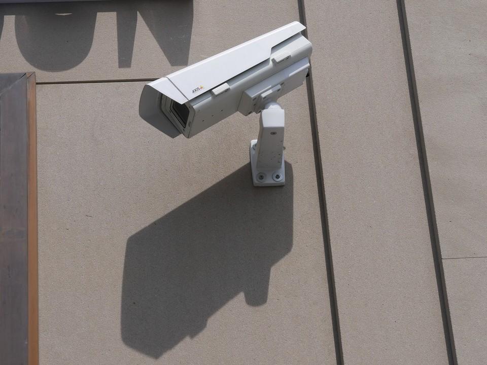 Преступление попало в объектив камеры наблюдения