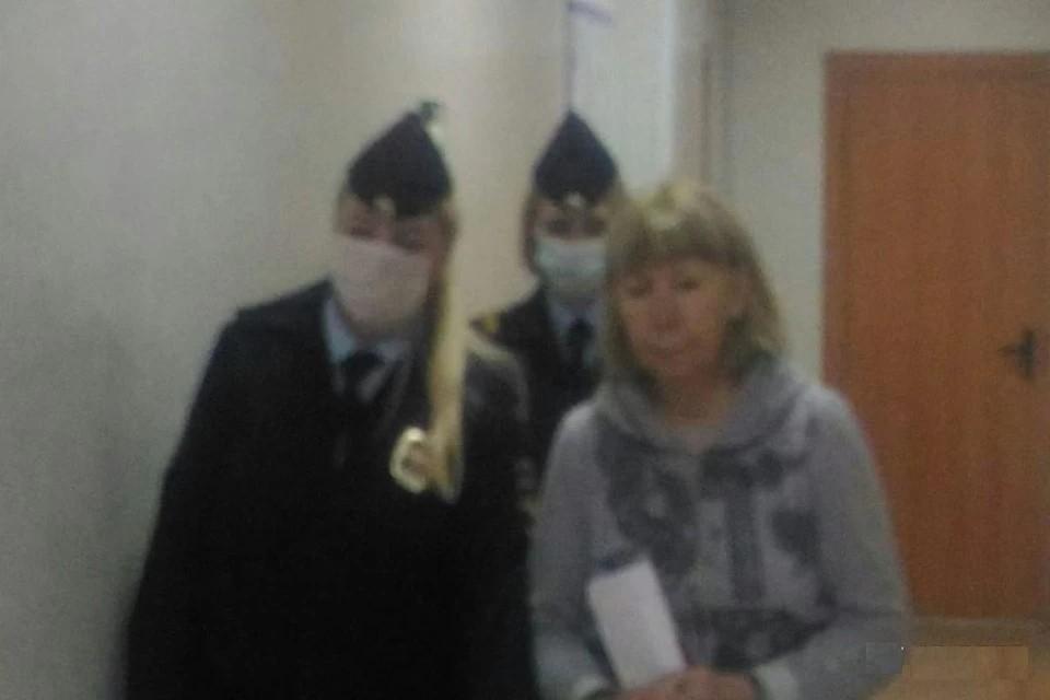 пресс-служба Управления Судебного департамента в Новосибирской области