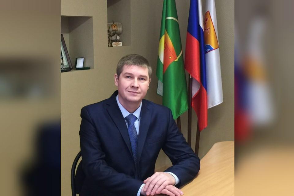 Андрей Лыков возглавляет город с 2017 года. Фото: kotelnich-omv.ru
