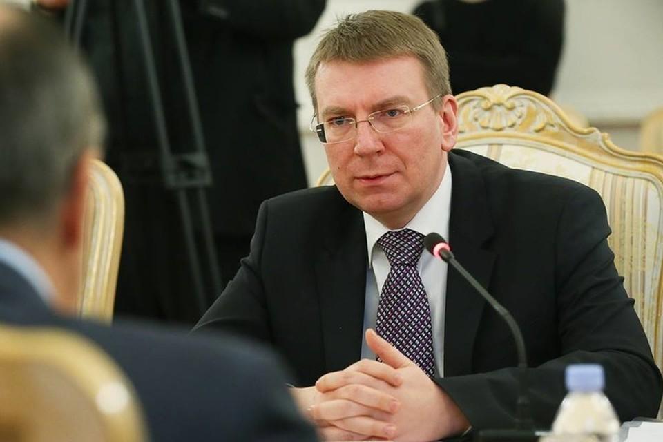 Глава МИД Латвии заявил, что проведение ЧМ по хоккею в Минске неприемлемо. Фото: ТАСС