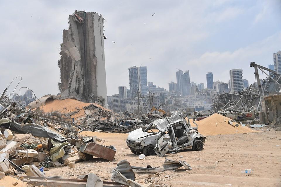 Во взрыве в порту Бейрута обвинили двух россиян