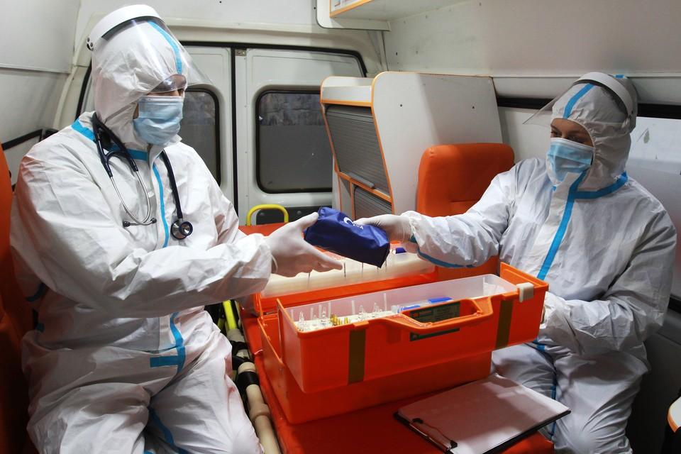 Еще у 111 кузбассовцев за сутки диагностирован коронавирус