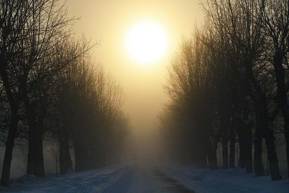 Вслед за потеплением Краснодарский край ждет мороз