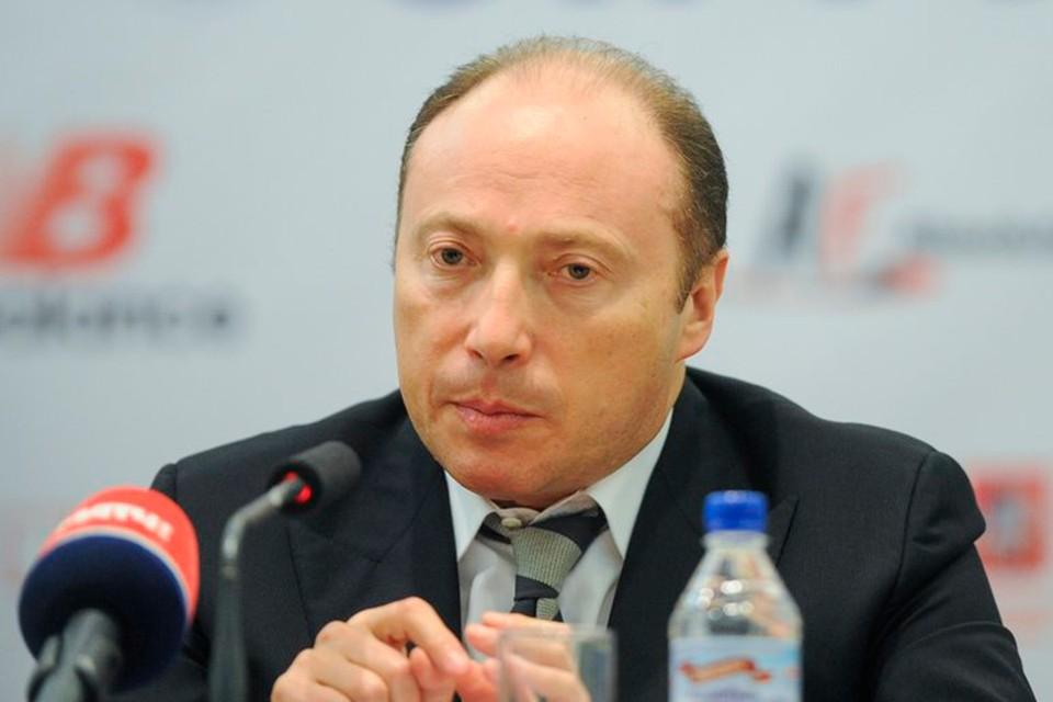 Президент Федерации современного пятиборья России (ФСПР) Вячеслав Аминов