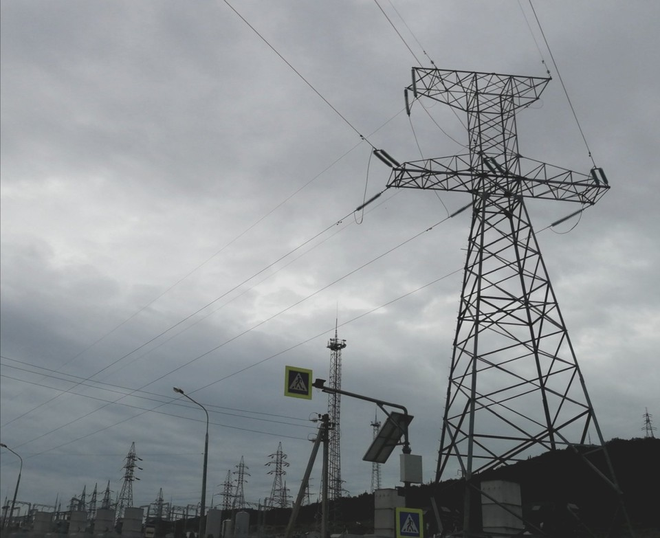 Свет исчезнет из-за ремонта электросетей.
