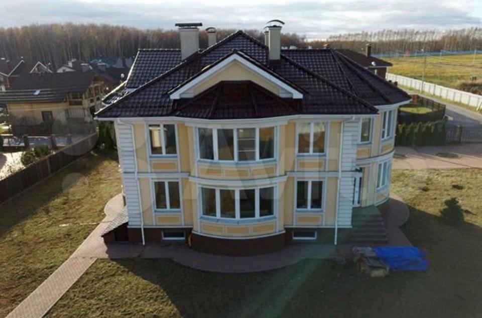 На продажу выставлен самый дорогой коттедж в Нижегородской области. ФОТО: Avito
