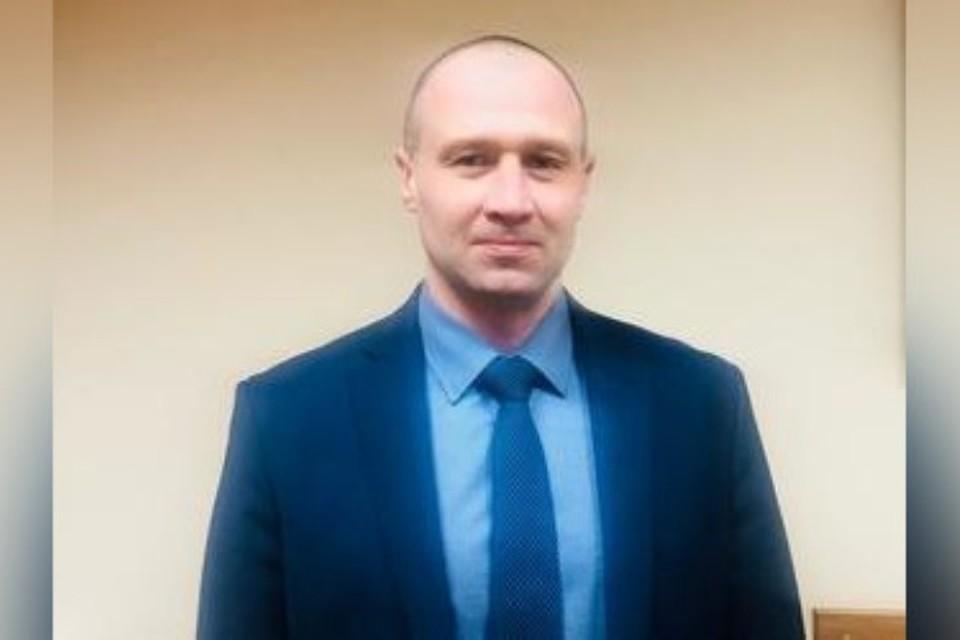 Заместителем мэра Новокузнецка назначен ветеран военных действий. ФОТО: пресс-служба администрации Новокузнецка