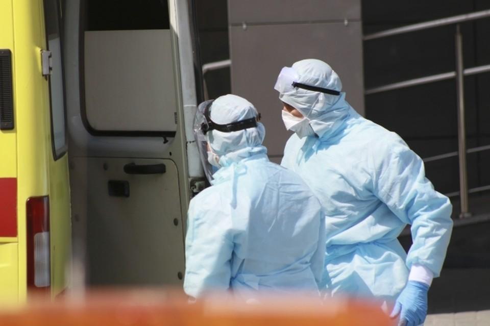 Два кузбасских города стали лидерами по числу заболевших коронавирусом