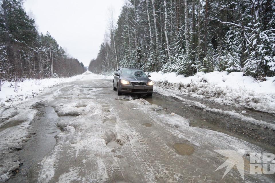 Владимир Путин назвал Рязанскую область одной из худших по строительству дорог.