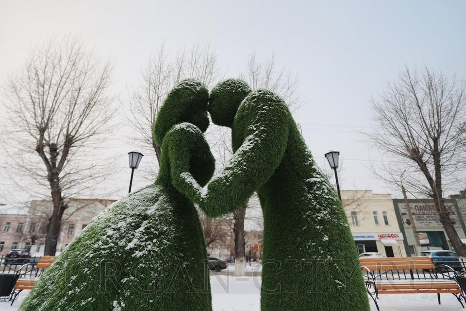 Холодная погода держится в Курганской области несколько дней. Фото: kurgan-city.ru
