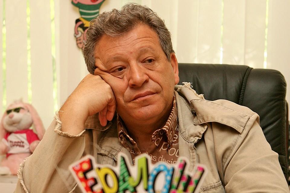Борис Грачевский умер 14 января 2021 года