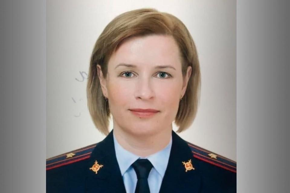 Начальница дежурной части координировала действия силовиков Фото: личный архив