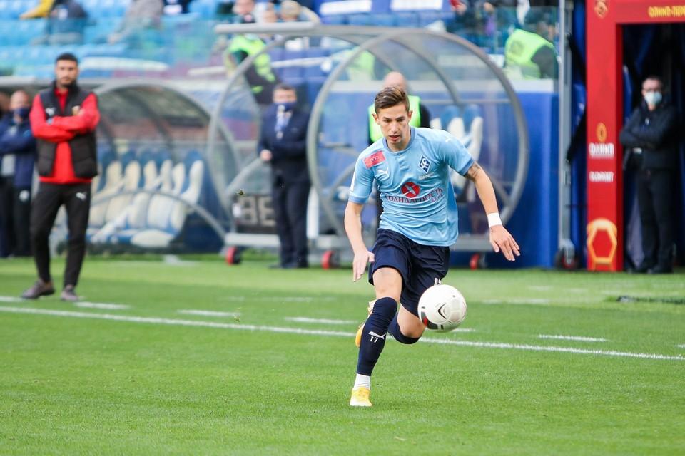 Антон Зиньковский нужен не только клубам РПЛ, но и командам из Европы.