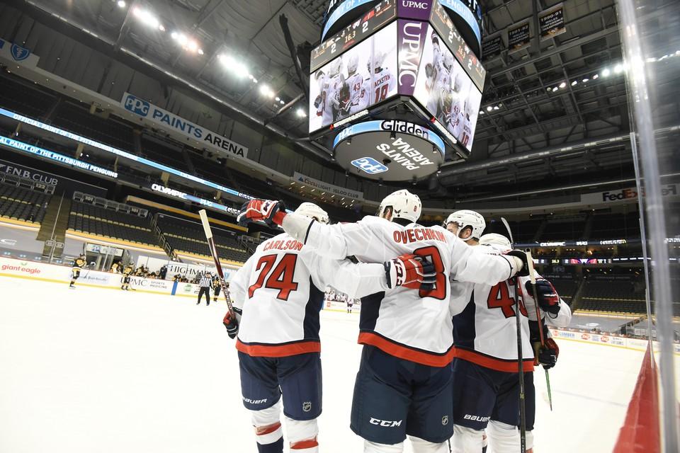 Четыре российских игрока «Вашингтона» могут пропустить матчи НХЛ из-за нарушения протокола COVID-19