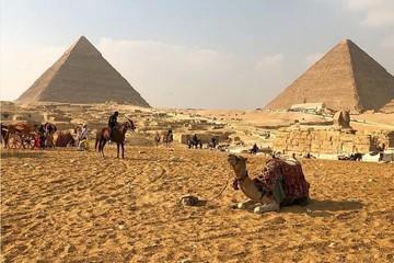 «Вери вери бьютифул трип»: чем живет Египет в период пандемии и что здесь можно посмотреть