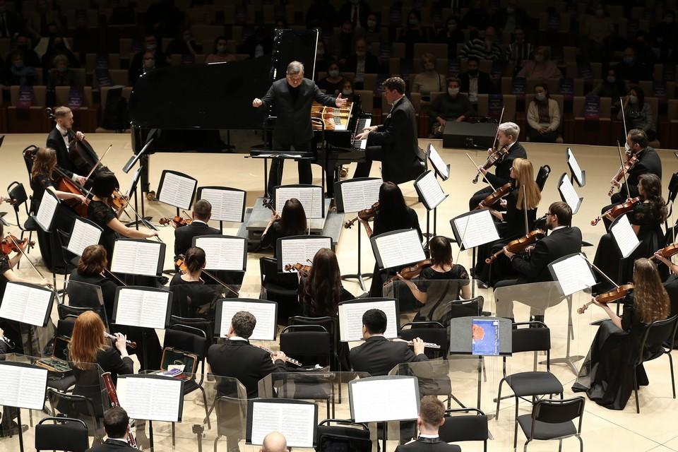 Концерт Челябинского симфонического оркестра на престижной площадке страны - в «Зарядье». Фото: gubernator74.ru