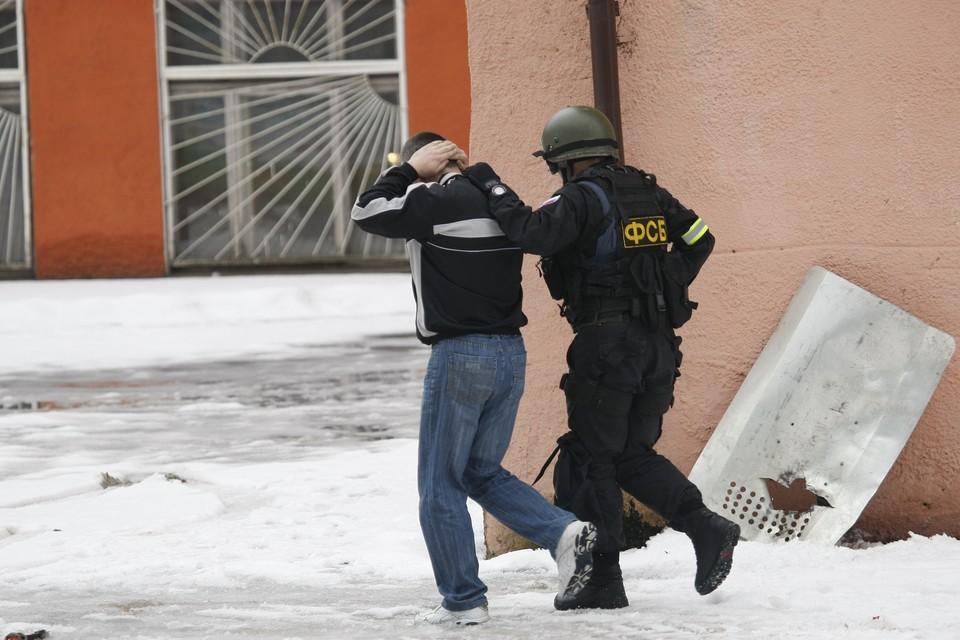 В Башкирии поймали террориста, готовившего взрыв
