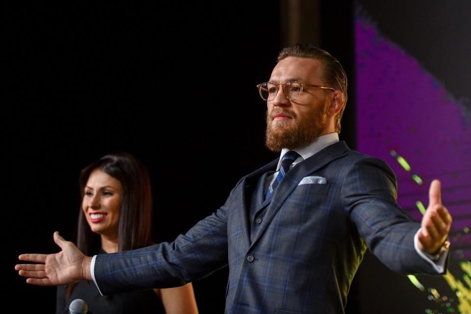 Конор Макгрегор готовится к возвращению в UFC.